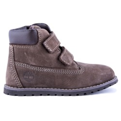 Детски обувки TIMBERLAND POKEY PINE H&L in Brown