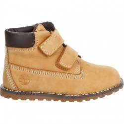 Детски обувки TIMBERLAND POKEY PINE H&L in Yellow