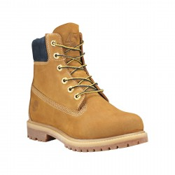 Дамски боти 6 Inch Premium Boot EMBOSS 45TH for Women in Yellow