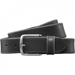 Мъжки колан Basic Man Leather Belt in Black