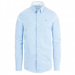 Мъжка риза Shirt for Men with Outlast® Fabric in Blue