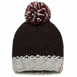 Дамска шапка Pom-Pom Beanie for Women in Black