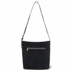 Дамска чанта Tillston Hobo Handbag for Women in Black