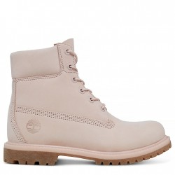 Дамски боти Premium 6 Inch Boot for Women in Pale Pink
