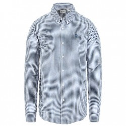 Мъжка риза Suncook River Gingham Shirt for Men in Navy