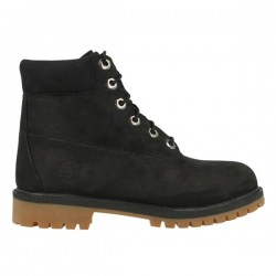 Юношески боти Timberland Junior 6 Inch Premium Boots in Black