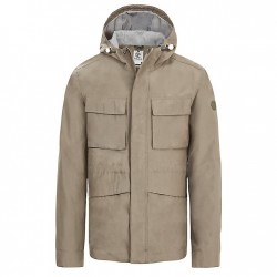 Мъжко яке Mount Clay Raincoat for Men in Grey