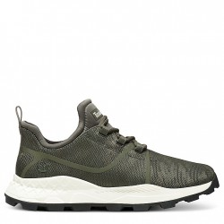 Мъжки обувки Brooklyn Fabric Sneaker for Men in Dark Green