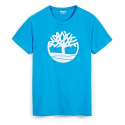 Мъжка тениска Kennebec River Tree Logo T-Shirt for Men in Indigo