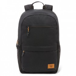Унисекс раница Crofton Zip Top Backpack in Black