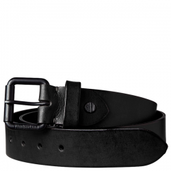 Мъжки колан Men's 38mm Tree Rivet Belt in Black