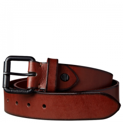 Мъжки колан Men's 38mm Tree Rivet Belt in Brown