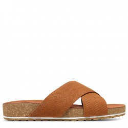 Дамски сандали Malibu Waves Cross Slide for Women in Brown