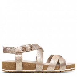 Дамски сандали Malibu Waves Strap Sandal for Women in Rose Gold