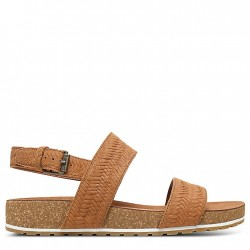 Дамски сандали Malibu Waves 2-Band Sandal for Women in Brown