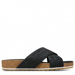 Дамски сандали Malibu Waves Cross Slide for Women in Black