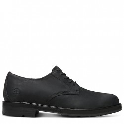 Мъжки обувки Windbucks Oxford for Men in Black