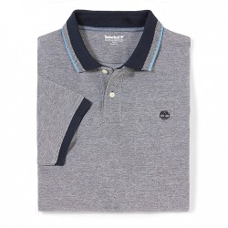 Мъжка тениска Millers River Piqué Polo Shirt for Men in Navy