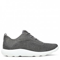 Мъжки обувки Flyroam FlexiKnit Oxford for Men in Grey