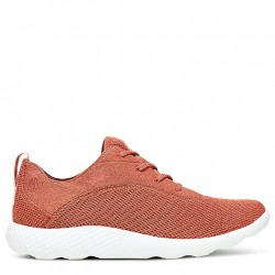 Мъжки обувки Flyroam FlexiKnit Oxford for Men in Red